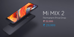 Xiaomi Mi Mix 2 gets another price cut, now available for Rs. 29,999