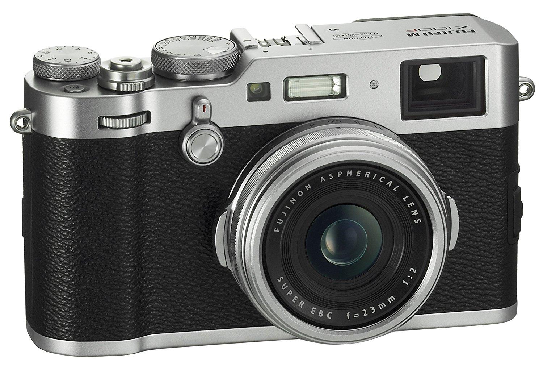 Fujifilm X100F best travel camera