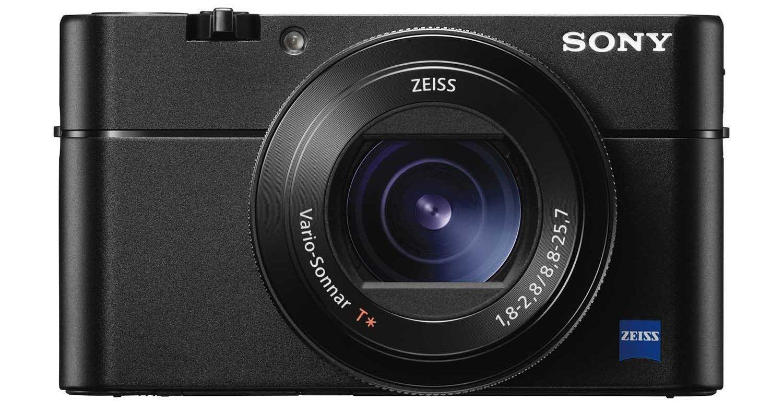 Sony Cyber-shot RX100 VI Digital Compact Travel Camera