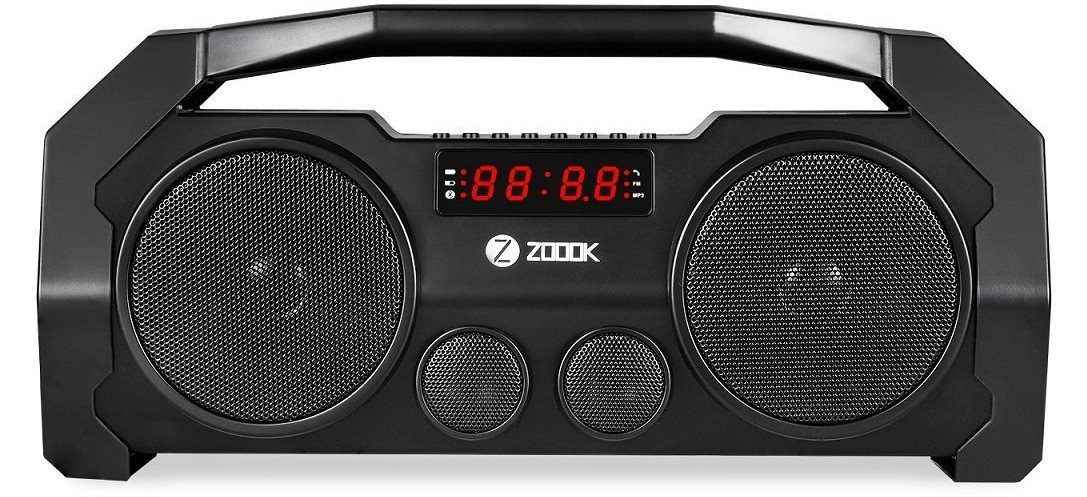 Boombox bluetooth speaker with fm