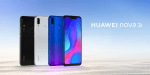 Huawei Nova 3i with 6.3-inch FHD+ display, AI Dual Front And Rear Cameras Launched in India for Rs. 20990