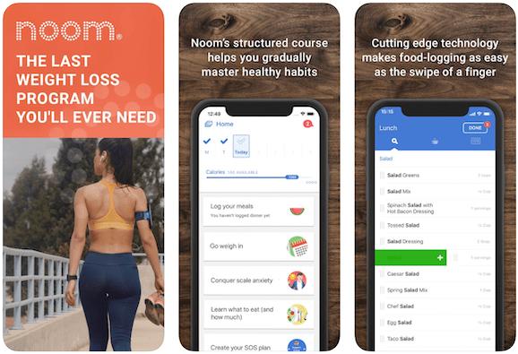 Noom: Best weight loss app free