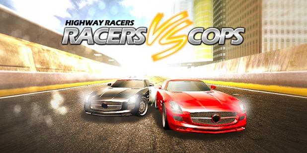 Racers Vs Cops: Multiplayer