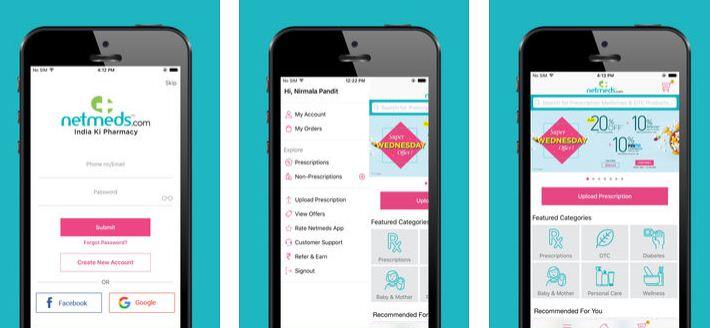 netmeds medicine apps