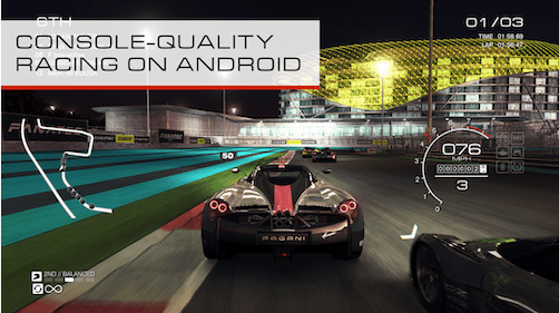 GRID Autosport: Racing games for Android