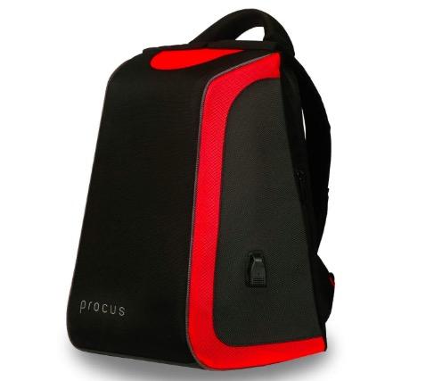 Procus Hustle - Anti Theft Smart Laptop Backpack