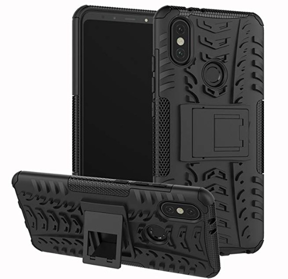Shockproof Armor Kickstand Case