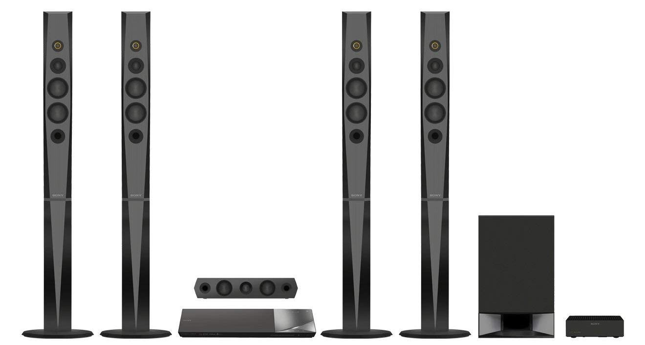 Sony BDV-N9200W home cinema system