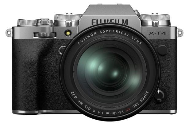 Fujifilm X-T4 4k video camera