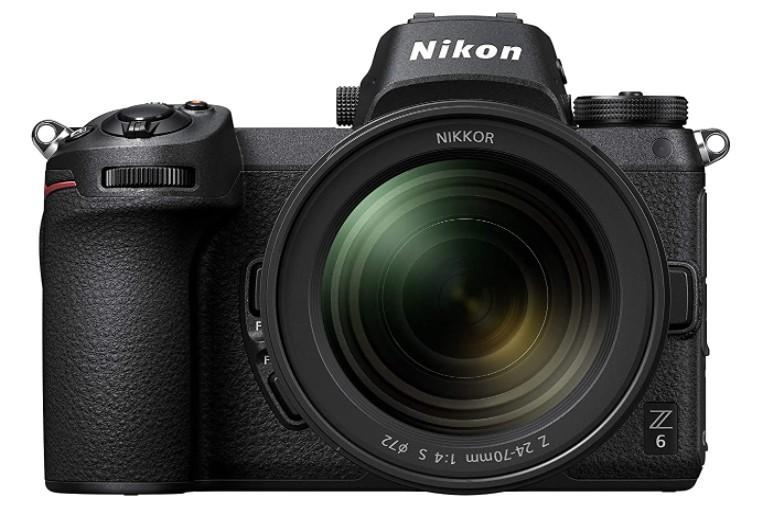 Nikon Z6: 4k video camera
