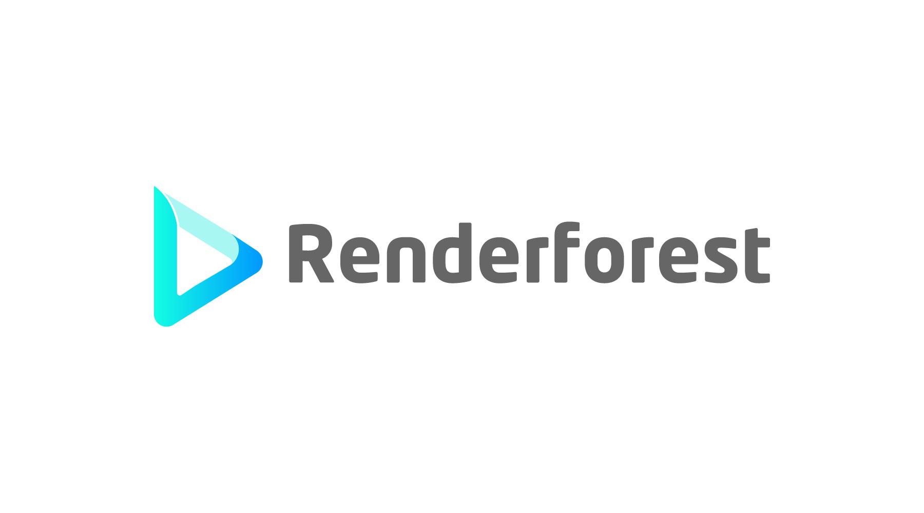 renderforest video maker for youtube