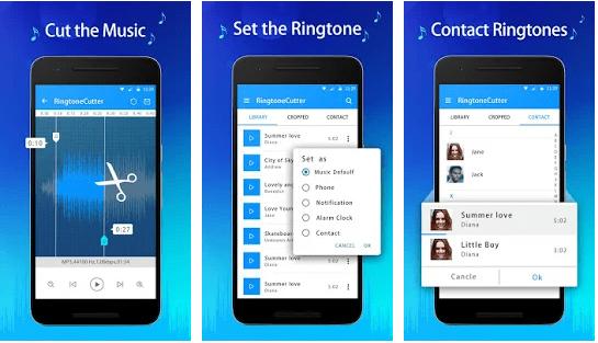 ringtone cutter app