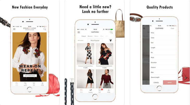 online shopping apps in india