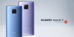 Huawei Mate 20X with 7.2-inch OLED Display, Triple Camera, 5000 mAh battery Announced