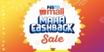 "Paytm Mall ""Maha Cashback Sale"" is Going On, Find Best Offers Here"