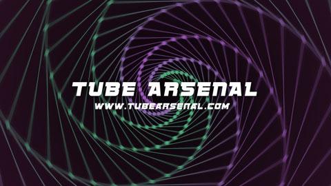 Tube Arsenal youtube intro maker