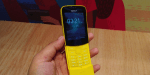 Nokia 8110 phone with Curved Body, 4G VoLTE Launched for Rs. 5999