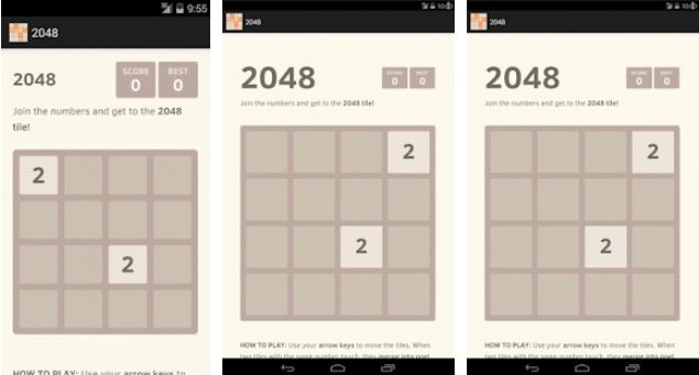 2048 (Puzzle)