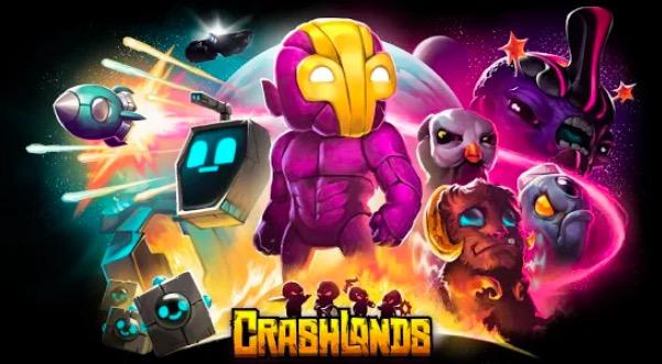 Crashlands (Adventure)