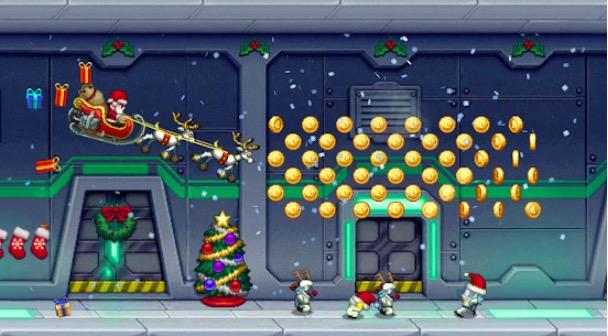 Jetpack Joyride (Arcade)