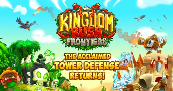 Kingdom Rush Frontiers (Strategy)