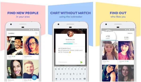 LOVOO - Stranger chat app