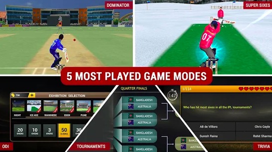 MS Dhoni: The Official Cricket Game