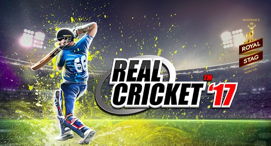 Real Cricket 17 for Android