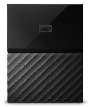 WD My Passport 4TB External HDD