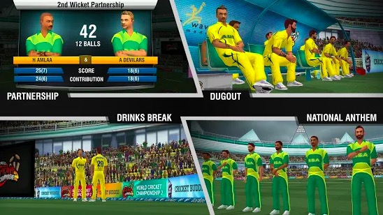 World Cricket Championship 2: Cricket Games For Android