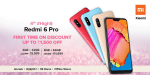 Xiaomi Redmi 6 Pro gets price cut, now starts at Rs. 9999