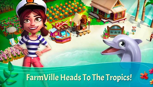 Farm game : FARMVILLE