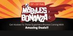 Grab Discounts on mobile phones during Flipkart Mobiles Bonanza Sale