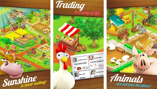 Hay Day - Farm Game