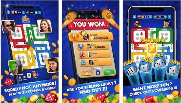 Ludo Club: Android | iOS