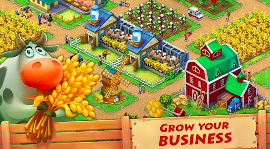 Township - Farm Game