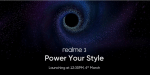 Realme 3 will be launched on March 4