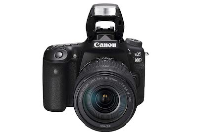 Canon EOS 90D: Best Vlogging DSLR