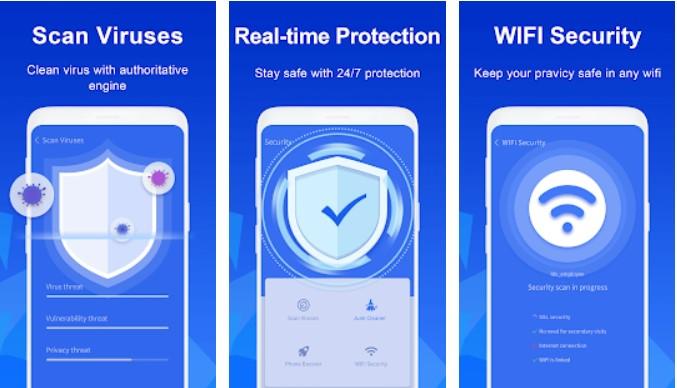 Super Security by DUALSPACE studio