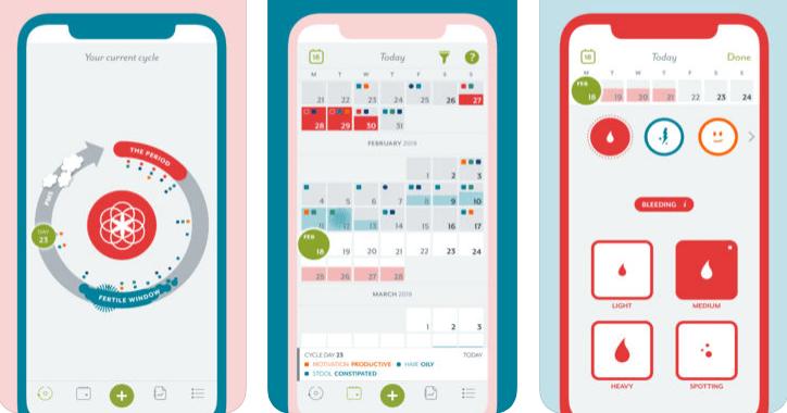 clu period tracker app