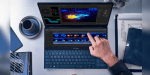 Asus ZenBook Pro Duo with ScreenPad Plus Secondary Display Announced