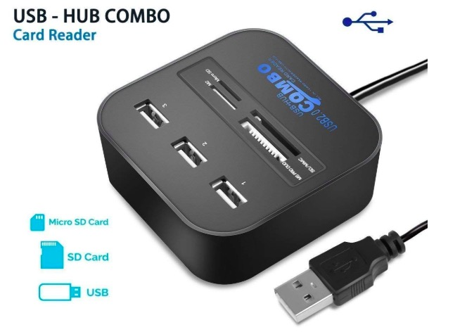 Cartup High Speed USB Hub