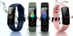 Honor Band 5 with OLED color display, 50ATM water rating, SpO2 sensor announced