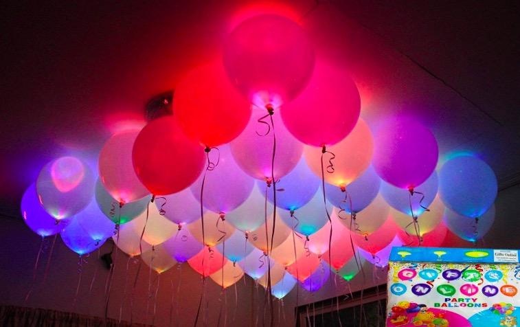 Jiada LED Balloons