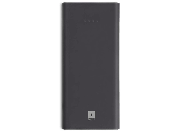iBall LPS 10000: Power bank under 1000 INR