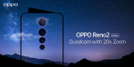 Oppo Reno 2 with 20X Zoom, Quad Camera is coming to India on August 28