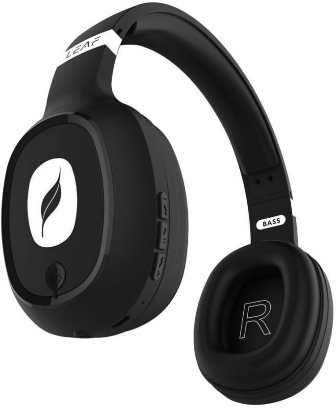 Leaf Bass: Bluetooth headphone under 1000
