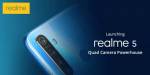 Realme 5 to come with Quad-camera and 5000 mAh battery; will be priced less than Rs. 10000