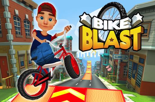 Bike Race: Android racing bike game