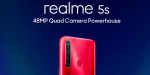 Realme 5s is launching in India on November 20